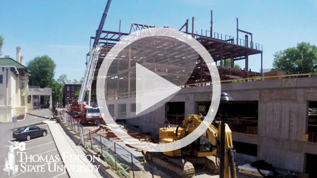 Glen Cairn Hall Construction Time Lapse