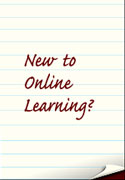 New to Online Learning