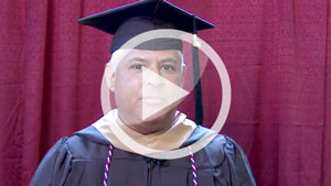 Hear From Our Grads: Luis Sandoval, BSBA '12, MSHRM '15