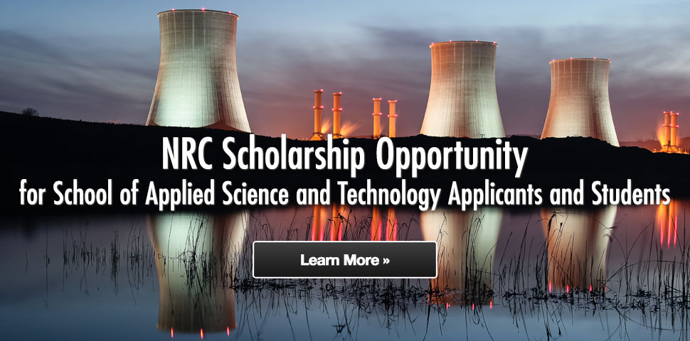 View More Information about the NRC Scholarship