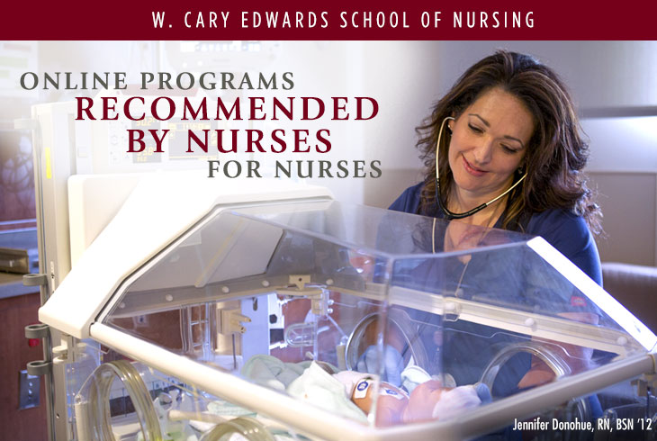 Programs recommended by nurses, for nurses.