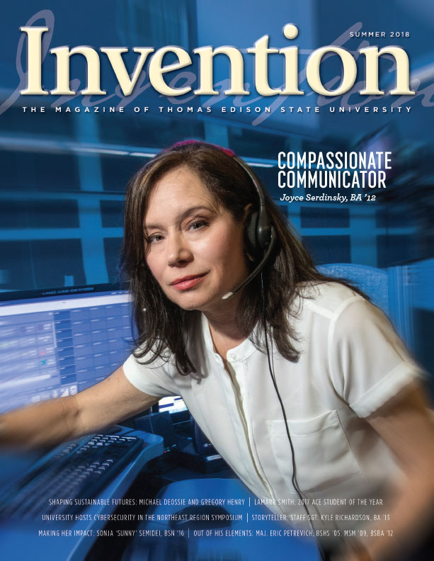 Invention Summer 2018 Cover