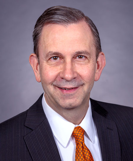 John P. Thurber, Vice President for Public Affairs