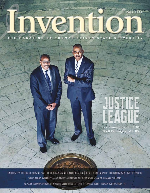 Invention Fall 2018 Cover