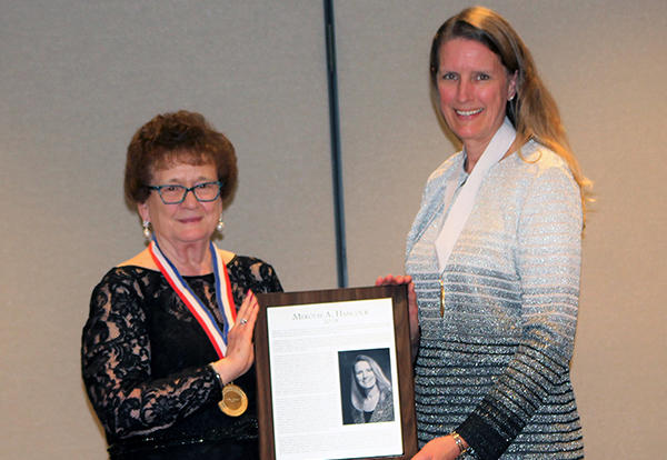 Thomas Edison President Merodie A. Hancock Inducted in 2018 International Adult and Continuing Education Hall of Fame