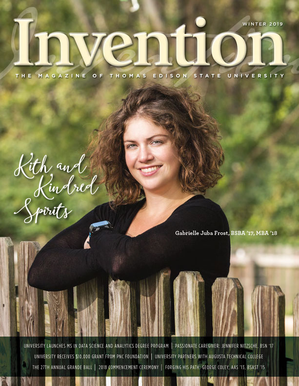 Invention Winter 2019 Cover