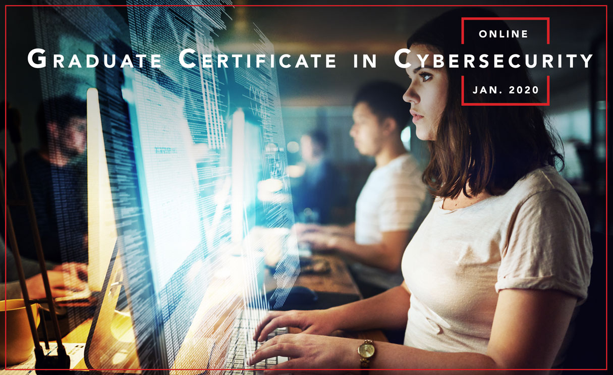 Graduate Certificate in Cybersecurity