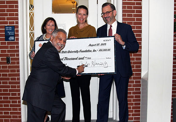 Thomas Edison State University Receives $100K Signature Grant  from The Provident Bank Foundation
