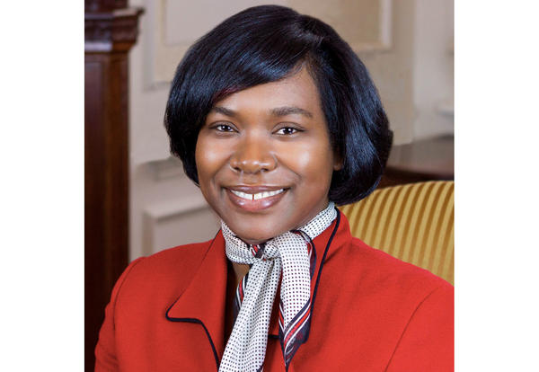 Robin Walton, vice president for community and government affairs