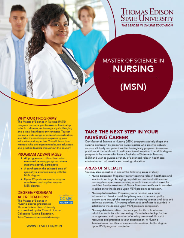 MS in Nursing