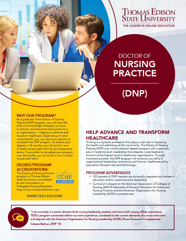 Doctor of Nursing Practice (DNP)