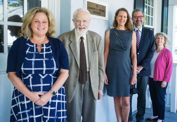 TESU Receives a $100,000 Legacy Award Through the  Charlotte W. Newcombe Foundation