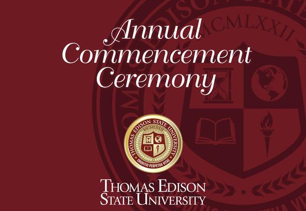 Thomas Edison State University Celebrates Its 49th Commencement