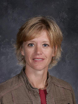 Dr. Tamara Brown, Principal