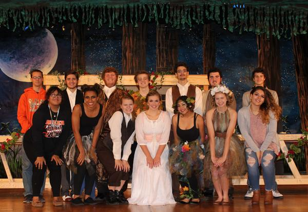 Kewanee High School Presents 2017 Fall Play