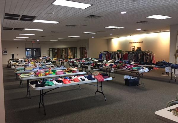 "KHS Hosts 3rd Annual ""Meet Your New Clothes"" Event"
