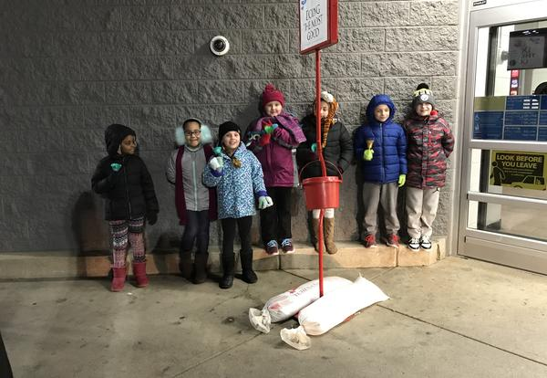 """Belle Students participate in """"12 Days of Kindness"""""""