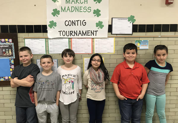 Irving holds March Madness Contig Tournament