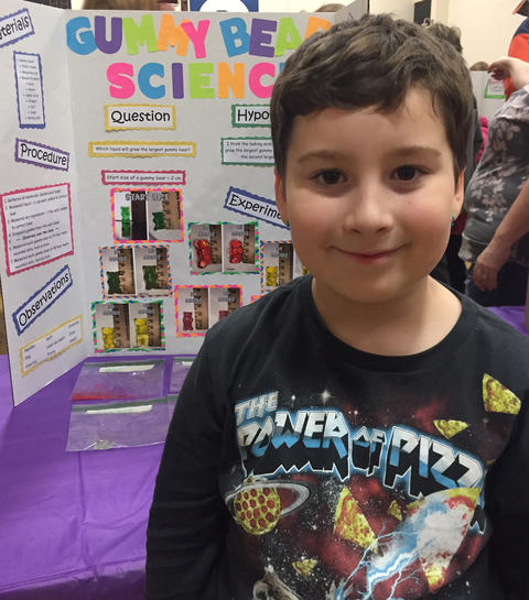 Science Fair 8