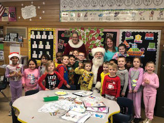 Students at Belle Alexander had a Great Holiday week!