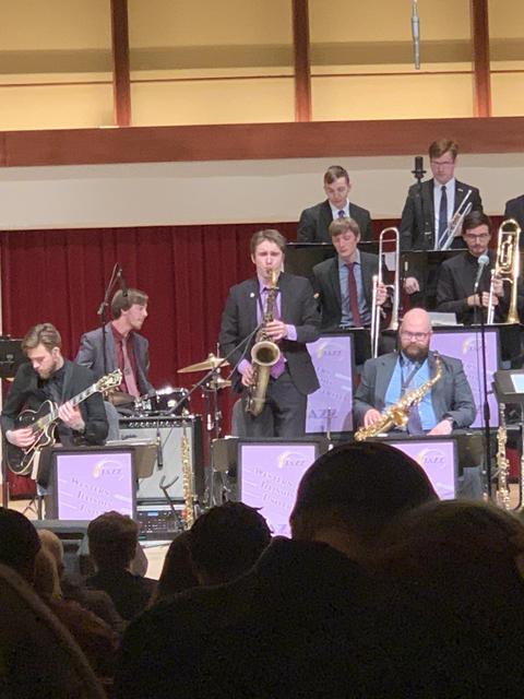 WIU Jazz Band