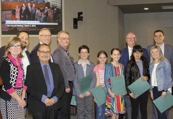 City of Mesa 18.19 Historic Preservation Board Writing Contest Winner