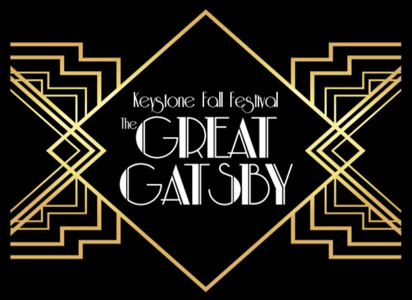 Fall Festival 2020: The Great Gatsby