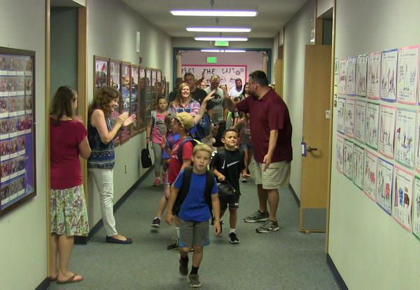 Ferndale Schools celebrate American Education Week