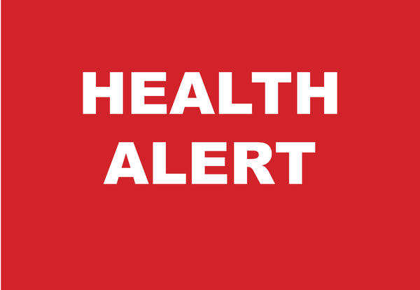 Important Health Info-Report of Pertussis