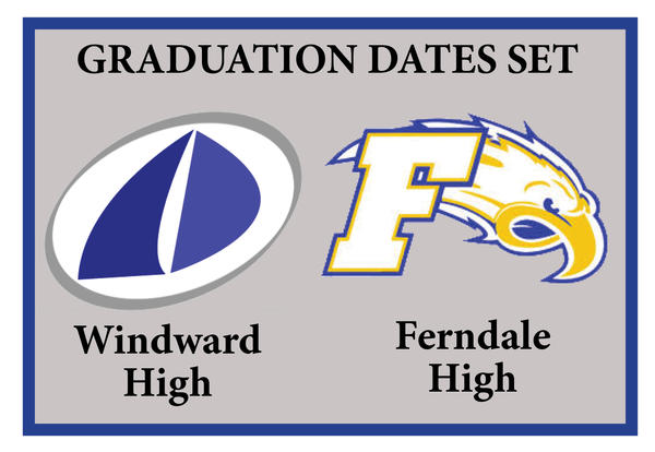 High School Graduation Dates Set