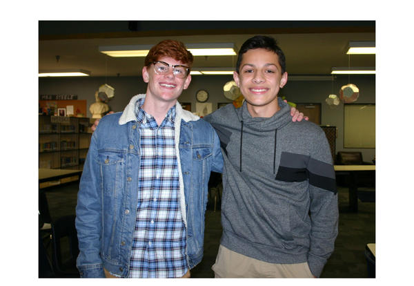Students Appointed to School Board