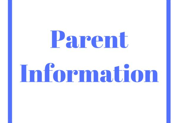 Parent Information Graphic