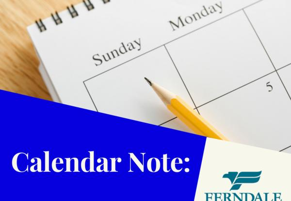 Calendar Note Graphic