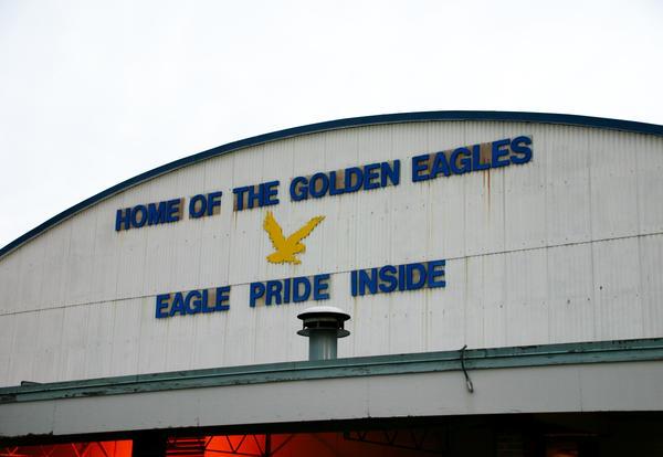 Ferndale High School Gymnasium Building