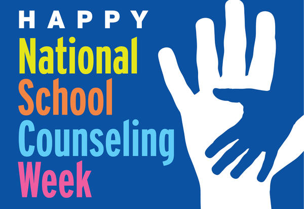 National School Counseling Week Graphic