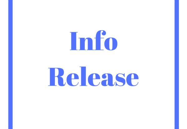 Info Release Graphic