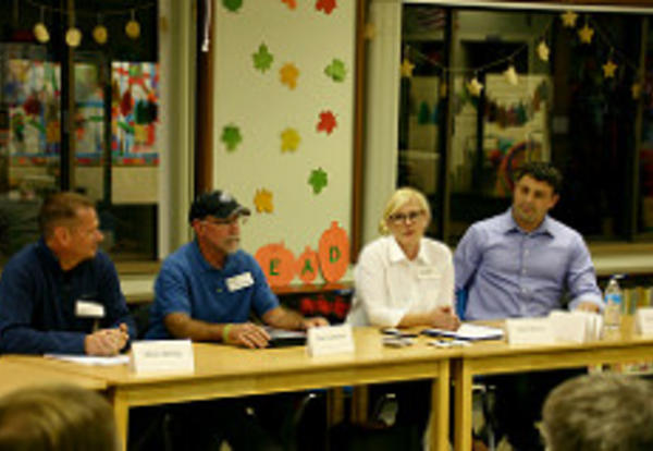 Ferndale School Board and Bond Oversight Committee Discuss Next Steps