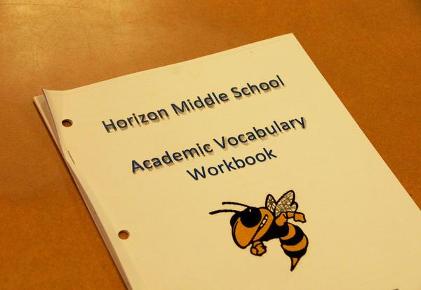 Horizon Academic Vocabulary Workbook