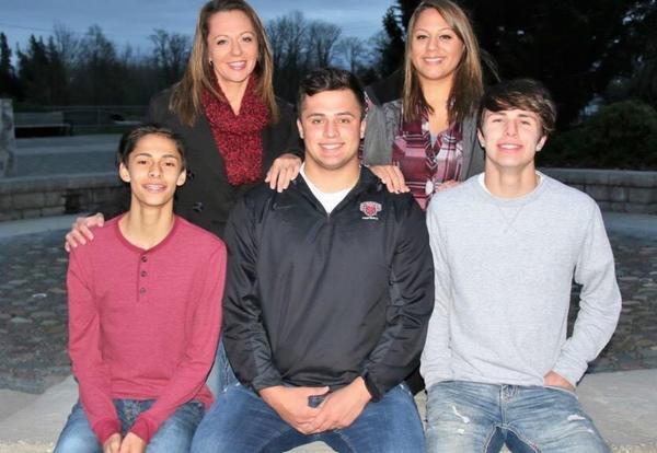 Heather Leighton family photo
