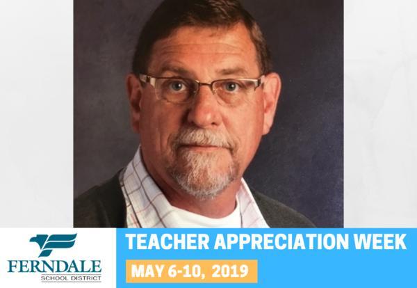 Terry Fitzgerald Teacher Appreciation Week 2019 photo