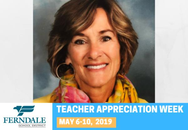 Teacher Appreciation Week - Kathy Galbraith Photo