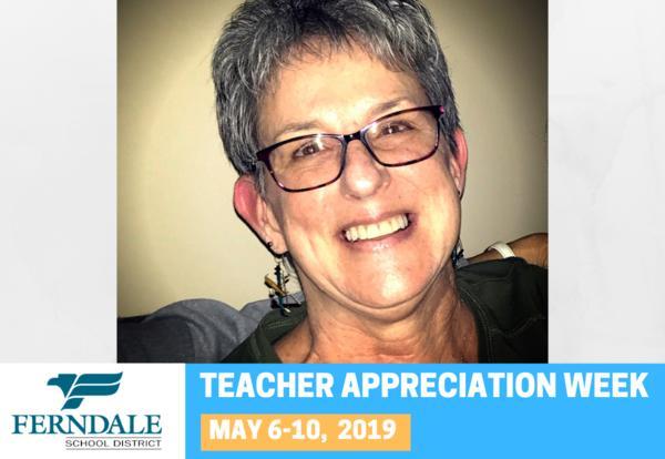 Teacher Appreciation Week - Joanne Var Ert