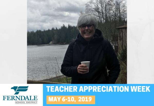 Teacher Appreciation Week - Ann Scheck Photo