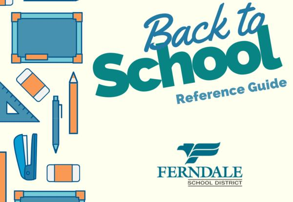 Welcome Back: 2019-2020 Back-to-School Information