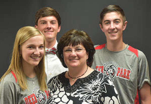 Top of their class: Bosse family makes habit of receiving top honors