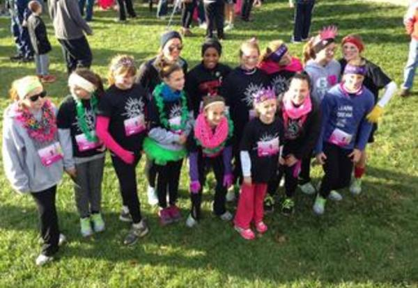 Seeking Volunteers: Girls on the Run Coaches