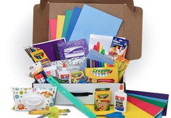 Order Your Back-to-School Supplies Now!