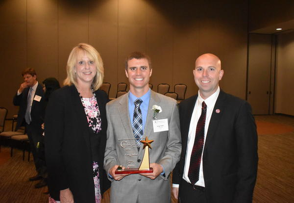 Greg Tabar Honored as Deer Park Celebrate Excellence Recipient