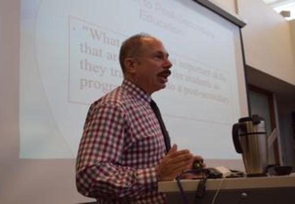 Dr. Warren Rosen Gives More Post Secondary Tips