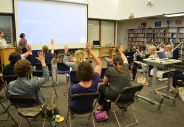 General PA Meeting: Calm Classroom